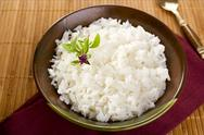 Stock Photo of jasmine rice