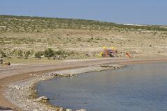 Stock Photo of Coast in Seline area