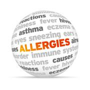 Allergies Stock Illustration