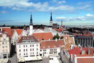 Stock Photo of Tallinn, Estonia