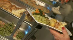 Catering Stock Footage