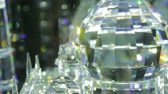 Crystal Art Stock Footage
