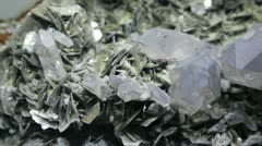 Mineral Detail Stock Footage