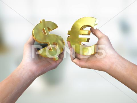 Stock Illustration of Currency choice