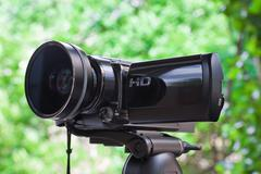 High definition camcorder Stock Photos
