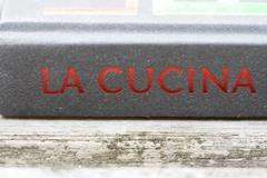 italian cooking - stock photo