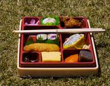 Stock Photo of japanese lunchbox