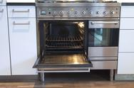 Stock Photo of open ventilation oven