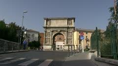 Italy - Benevento- Campania Stock Footage