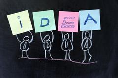 Stock Photo of concept of idea