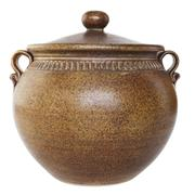 traditional casserole dish - stock photo