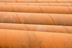 Rusty Pipes Stock Photos