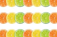 Stock Photo of fresh citrus fruits background