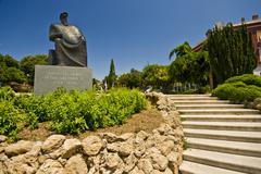 Stock Photo of Statue of the Croatian king Petar Kresimir IV