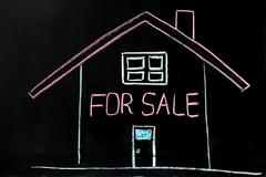 Stock Photo of house for sale