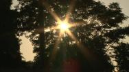 Stock Video Footage of Morning Sunrise Time Lapse