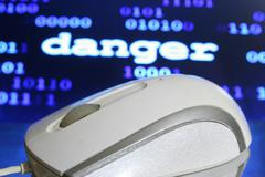 Web danger Stock Photos