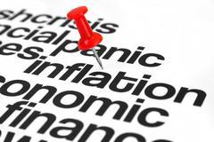 Inflaatio Kuvituskuvat
