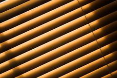 Wooden Blind - stock photo