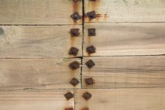 Wood Rust - stock photo