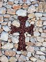 Stock Photo of Stone Cross