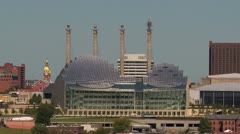 Kansas City Convention Center Stock Footage