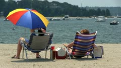 Summer on Cape Cod Stock Footage