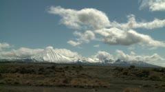Volcanos New Zealand Stock Footage