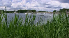 Hens Cove Cape Cod; 2 Stock Footage