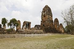 Stock Photo of wat mahathat
