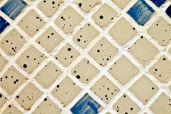 pattern tile background - stock photo