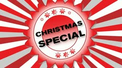 Christmas Special Stock Footage
