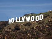 Stock Photo of hollywood sign