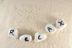 Stock Photo of relax