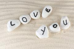 Stock Photo of love you