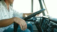 Trucking Stock Footage