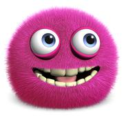 pink toy - stock illustration