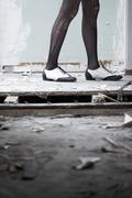 legs - stock photo