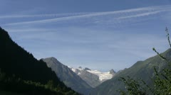Austria - Tirol - Stubai Glacier - stock footage