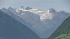 Austria - Stubai Glacier Stock Footage