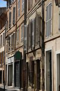 Street in aix-en-provence Stock Photos