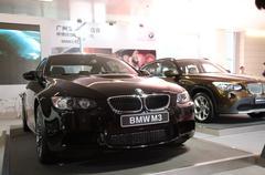 Bmw m3 car Stock Photos