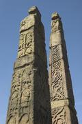 Saxon Monument - stock photo