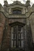 the mausoleum of william, second earl of lowther. - stock photo