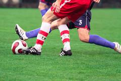 Soccer or football Stock Photos