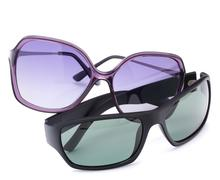 stylish sunglasses pair - stock photo
