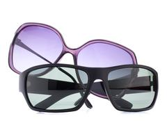 Stylish sunglasses pair Stock Photos