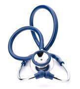 medical stethoscope or phonendoscope - stock photo