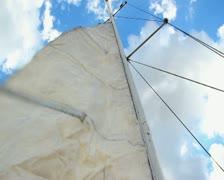 Set sail Stock Footage