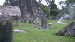 tikal5-Apple ProRes 422 - stock footage